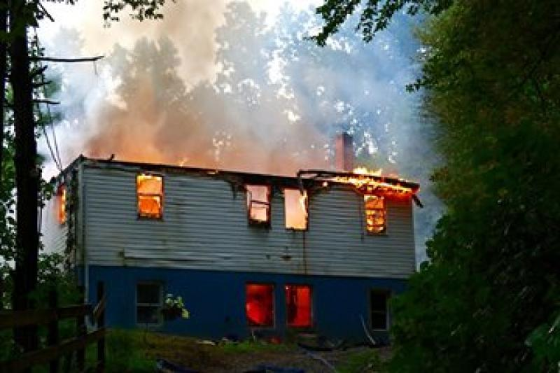 Martic Township House Fire