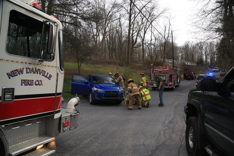 River Hill Crash