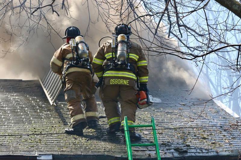 Main Street Structure Fire